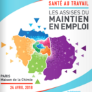 Assises du maintien en emploi le 24 avril 2018