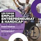 Participez aux Forums Emploi, Entrepreneuriat et Handicap