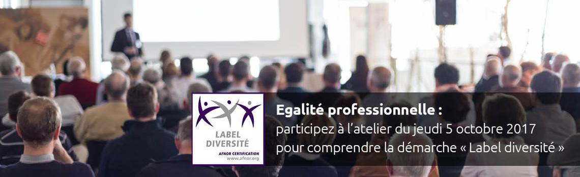 Atelier Label Diversité 05/10/17