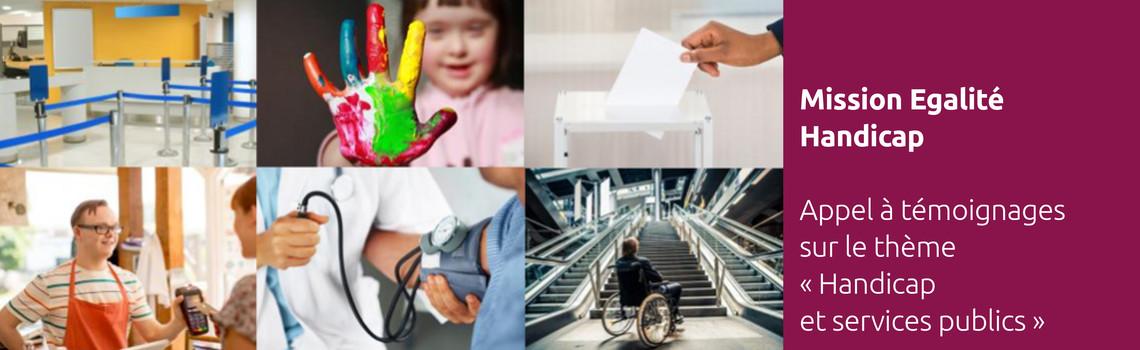 Mission Egalité Handicap