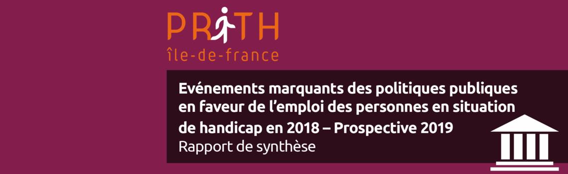 Rapport de veille 2018