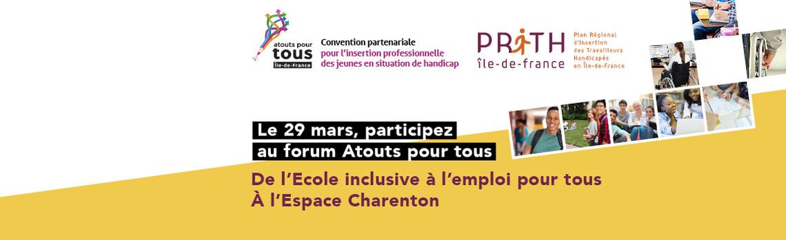 Forum Atouts pour tous 29/03/19