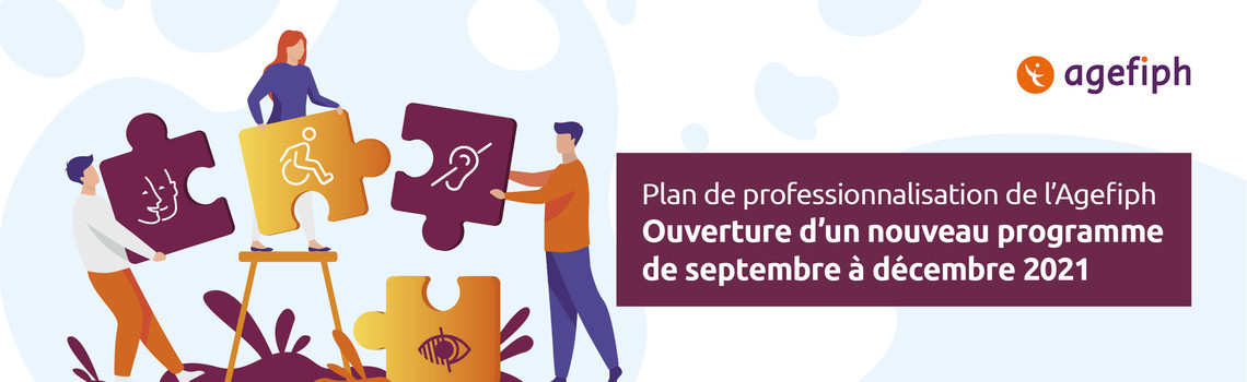 Agefiph plan professionnalisation