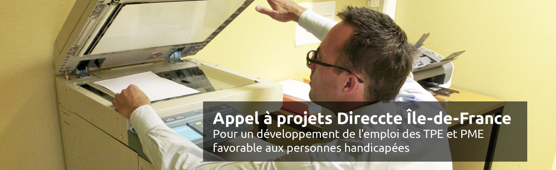 Appel à projet Direccte Île-de-France