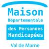 logo Maison Départementale des Personnes Handicapées du Val-de-Marne