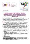 Communiqué de presse - SEEPH 2016 - Rencontres académiques d'information et adoption du logo Convention Atouts pour tous