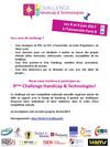 Programme du 9ème Challenge Handicap & Technologies