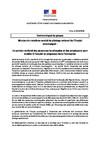 CP - Réunion du 3e comité de pillotage national de l'emploi accompagné